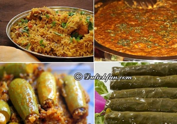Du lịch Qatar nên ăn gì? Đặc sản, món ngon, ẩm thực Qatar