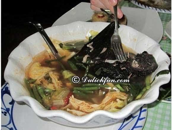 Kinh nghiệm ăn uống khi du lịch Palau. Du lịch Palau bạn nên ăn món ngon nào? Những đặc sản món ngon truyền thống ở Palau