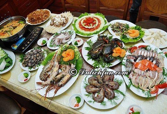 Ăn gì khi du lịch Tây Ninh? Nhà hàng hải sản Biển Đông 2, địa chỉ nhà hàng, quán ăn ngon ở Tây Ninh