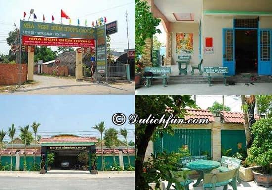 Du lịch Tây Ninh nên ở đâu? Nhà nghỉ cao cấp Diễm Hương, nhà nghỉ, khách sạn đẹp, chất lượng ở Tây Ninh