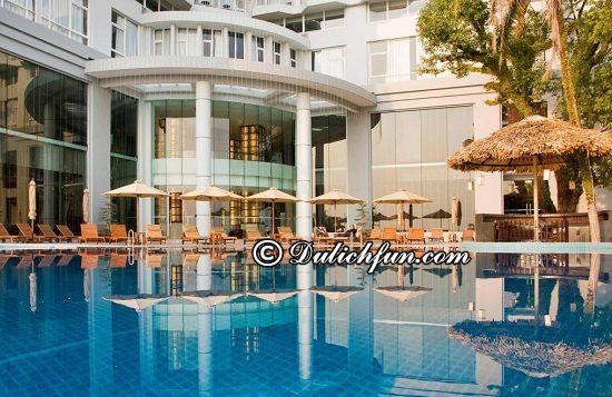 Du lịch Bãi Cháy nên ở khách sạn nào tiện nghi, chất lượng? Novotel Ha Long Bay Hotel, khách sạn cao cấp, đẹp, dịch vụ tốt ở Bãi Cháy được quan tâm nhất