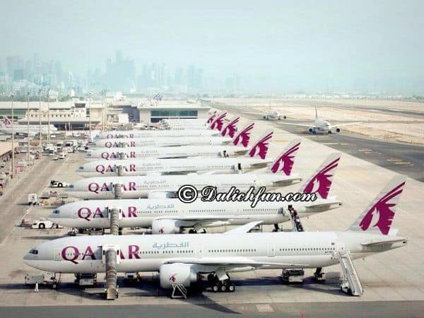 Tới Qatar bằng cách nào? Hướng dẫn cách di chuyển tới Qatar: Giá vé máy bay đi du lịch Qatar bao nhiêu tiền?