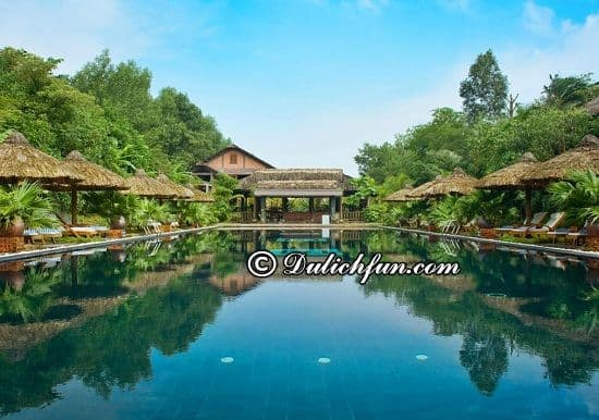 Nên ở đâu khi du lịch Huế? Pilgrimage Village Boutique Resort & Spa, địa chỉ khách sạn 5 sao cao cấp ở Huế