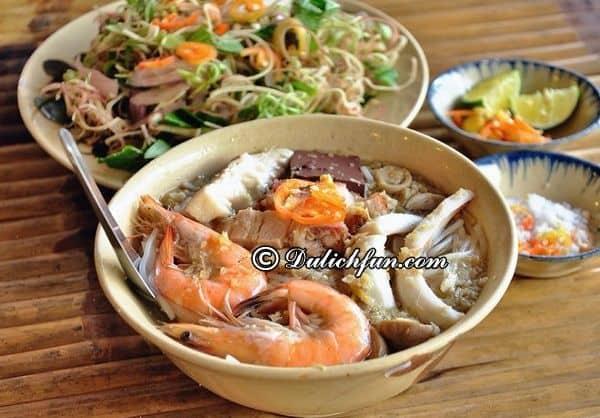 Những quán ăn nổi tiếng ở Sóc Trăng không lo chặt chém: Sóc Trăng có quán ăn nào ngon, đông khách?
