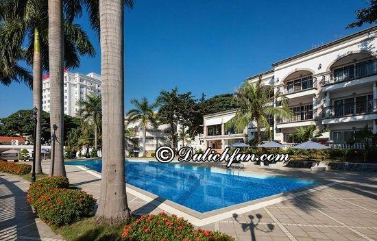 Royal Villas Halong, khách sạn, resort cao cấp, nổi tiếng ở Bãi Cháy: Địa chỉ những khách sạn nổi tiếng, chất lượng tốt ở Bãi Cháy