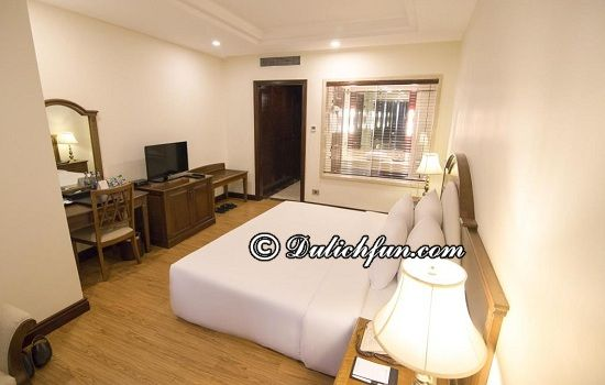 Nên nghỉ dưỡng ở đâu khi du lịch Bãi Cháy? Saigon Halong Hotel, địa chỉ nhà nghỉ, khách sạn đẹp, cao cấp ở Bãi Cháy