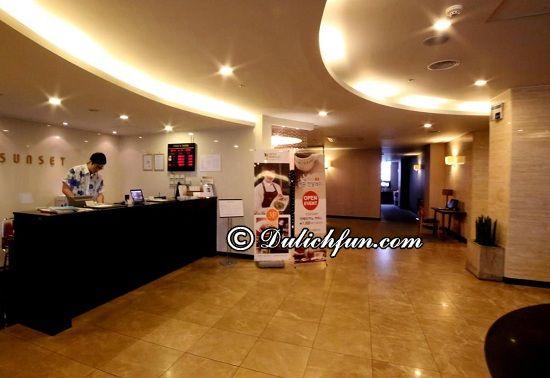 Ở Busan có nhà nghỉ, khách sạn nào giá tốt? Sunset Hotel, nhà nghỉ, khách sạn đẹp, nổi tiếng ở Busan dịch vụ tốt nhất