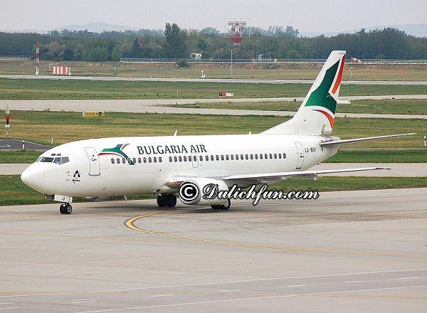 Kinh nghiệm du lịch Bulgaria. Hướng dẫn cách di chuyển, giá vé máy bay tới Bulgaria