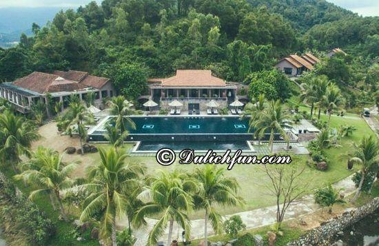 Ở Huế có những khách sạn 5 sao nào chất lượng? Vedana Lagoon Wellness Resort & Spa, địa chỉ khách sạn, resost cao cấp, nổi tiếng ở Huế được yêu thích nhất