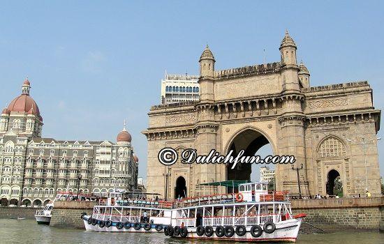 Đi đâu, chơi gì khi du lịch Mumbai? Ấn Độ môn, địa điểm tham quan, du lịch hấp dẫn ở Mumbai