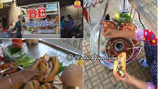 Quán ăn sáng ngon ở Châu Đốc. Những quán ăn ngon, giá bình dân nổi tiếng ở Châu Đốc