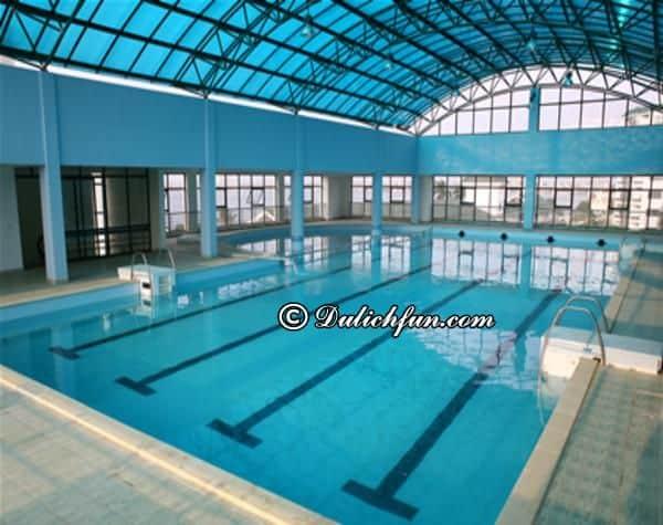 Top bể bơi tốt nhất ở Hà Nội view đẹp, rộng, sang chảnh. Nên đi bơi ở đâu Hà Nội? Các bể bơi sạch đẹp, tiện nghi nên tới ở Hà Nội rộng, sạch
