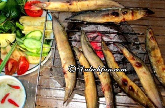 Ăn gì khi đi du lịch Na Hang? Chạch nướng, món ăn ngon, hấp dẫn ở Na Hang được yêu thích nhất