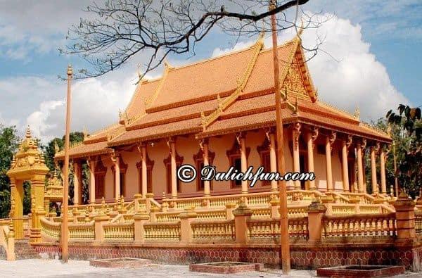 Ngôi chùa linh thiêng bậc nhất ở Sóc Trăng. Du lịch Sóc Trăng nên đi đâu chơi?