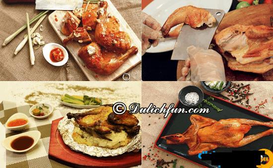 Ăn gì, ở đâu khi du lịch Tây Ninh? Quán Gà Nướng Ò Ó O, địa chỉ nhà hàng, quán ăn ngon, nổi tiếng ở Tây Ninh
