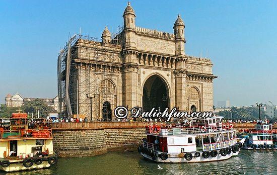 Hướng dẫn lịch trình tham quan, vui chơi, ăn uống khi du lịch Mumbai: Chia sẻ kinh nghiệm du lịch Mumbai tự túc, giá rẻ