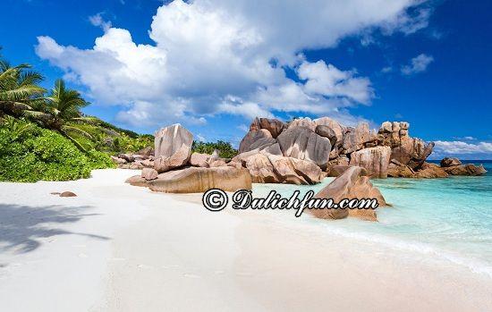 Chia sẻ kinh nghiệm du lịch Seychelles an toàn, thuận lợi. Hướng dẫn du lịch Seychelles tự túc