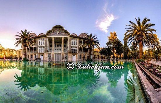 Chia sẻ kinh nghiệm du lịch Iran vui vẻ, thuận lợi. Tổng hợp kinh nghiệm du lịch Iran đầy đủ, chi tiết