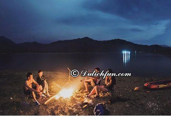 Nên cắm trại ở đâu tại Đà Nẵng? Điểm trên những địa điểm cắm trại đẹp, ấn tượng ở Đà Nẵng bạn không được bỏ lỡ