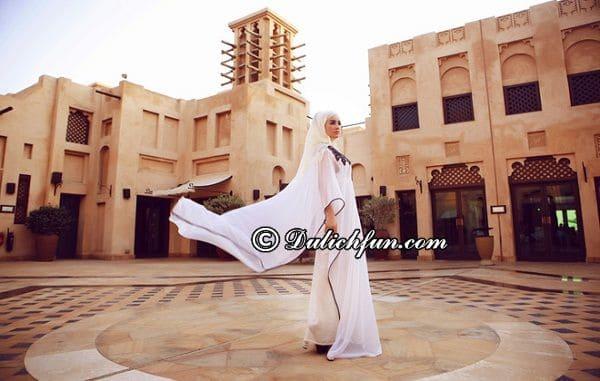 Tổng quan về Qatar - Thời điểm du lịch Qatar tốt nhất: Kinh nghiệm tham quan, vui chơi khi du lịch Qatar
