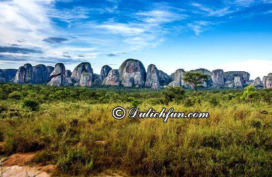 Du lịch Angola mùa nào đẹp nhất? Thời điểm lý tưởng nên du lịch Angola