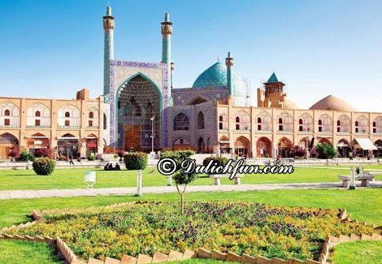 Du lịch Iran mùa nào đẹp nhất? Thời điểm lý tưởng nên du lịch Iran