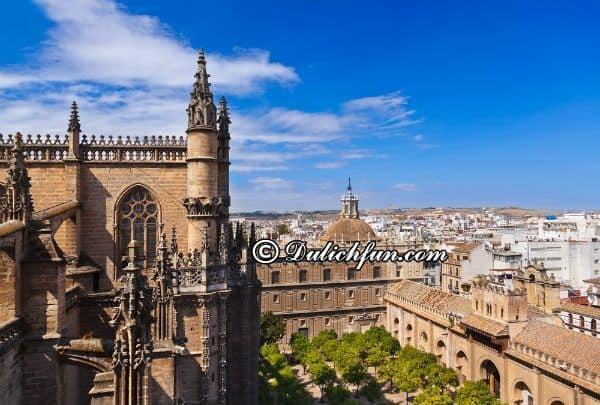Những điểm du lịch nổi tiếng ở Tây Ban Nha đẹp, nên ghé. Du lịch Tây Ban Nha có gì hay? Những điểm tham quan đẹp ở Tây Ban Nha.