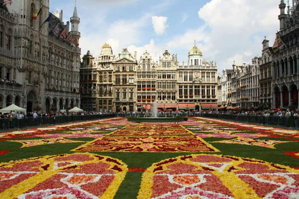 Kinh nghiệm du lịch Brussel, Bỉ tự túc, thuận lợi: Nên đi đâu chơi, tham quan, ngắm cảnh, chụp ảnh khi du lịch Brussels, Bỉ?
