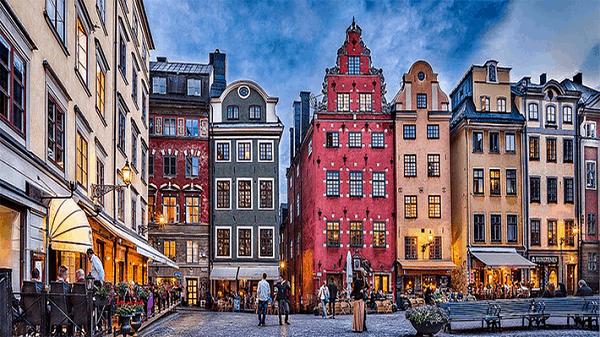 Kinh nghiệm du lịch Stockholm, Thụy Điển chi tiết và đầy đủ. Hướng dẫn lịch trình tham quan, cẩm nang du lịch Stockholm tự túc, tiết kiệm, an toàn.