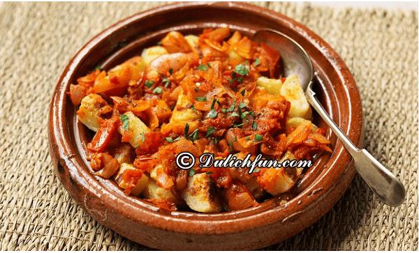 Những món ăn đặc sản truyền thống Tây Ban Nha, ẩm thực Tây Ban Nha. Du lịch Tây Ban Nha nên ăn gì? Những món ăn đặc sản nổi tiếng Tây Ban Nha