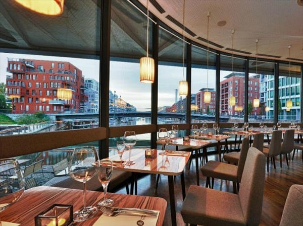 Top địa điểm ăn uống nổi tiếng ở Frankfurt ngon, rẻ, nên tới. Du lịch Frankfurt, Đức nên ăn ở đâu. Nhà hàng, quán ăn ở Frankfurt