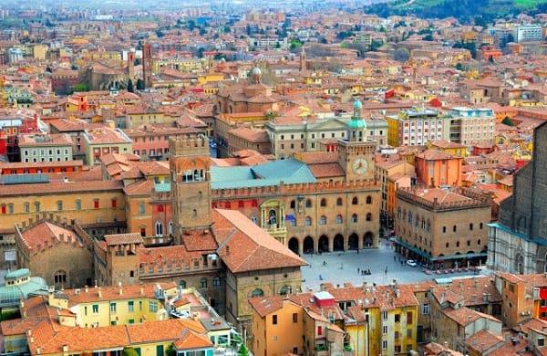 Kinh nghiệm du lịch Bologna, Ý tự túc, cụ thể đường đi, ăn, ở: Hướng dẫn lịch trình tham quan, vui chơi, ăn uống khi du lịch Bologna