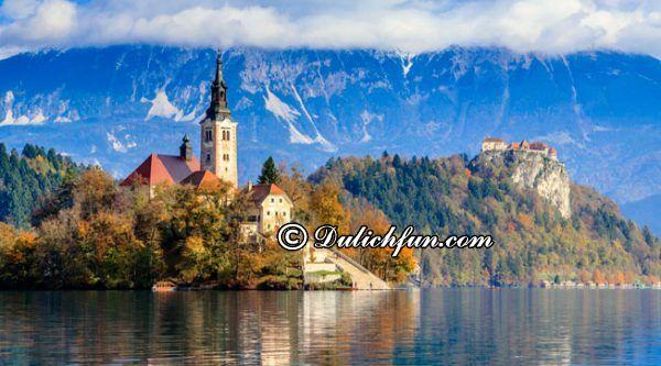 Toàn tập kinh nghiệm du lịch Slovenia, đất nước bằng giá. Hướng dẫn đi tham quan, vui chơi, ăn uống ở Slovenia đầy đủ, đường đi, vé máy bay...