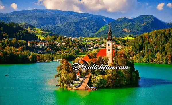 Hướng dẫn đi tham quan, vui chơi, ăn uống khi du lịch Slovenia: Du lịch Slovenia có gì hay? Những điểm tham quan đẹp, nổi tiếng ở Slovenia