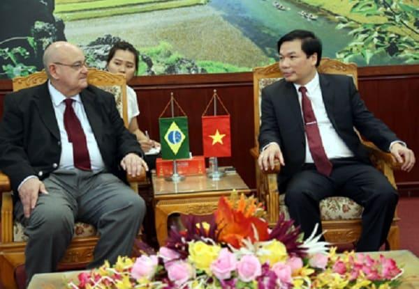 Thông tin về đại sứ quán Brazil tại Việt Nam. Hướng dẫn xin visa du lịch Brazil nhanh, tỷ lệ đậu cao. Những thủ tục, lưu ý quan trọng khi xin visa đi Brazil cụ thể, chi tiết.