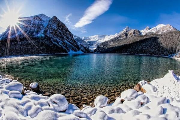 Những điểm du lịch đẹp ở Canada, nổi tiếng nên tới. Du lịch Canada có gì đẹp. Điểm tham quan đẹp ở Canada không nên bở lỡ