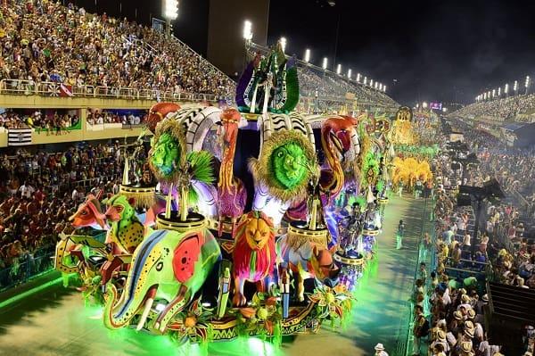 Những điểm du lịch ở Rio de Janeiro, Brazil đẹp. Các lễ hội nổi tiếng ở Rio de Janeiro