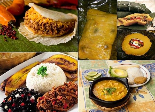 Du lịch Venezuela nên ăn gì? Những món ăn truyền thống ở Venezuela: Kinh nghiệm ăn uống khi đi du lịch Venezuela