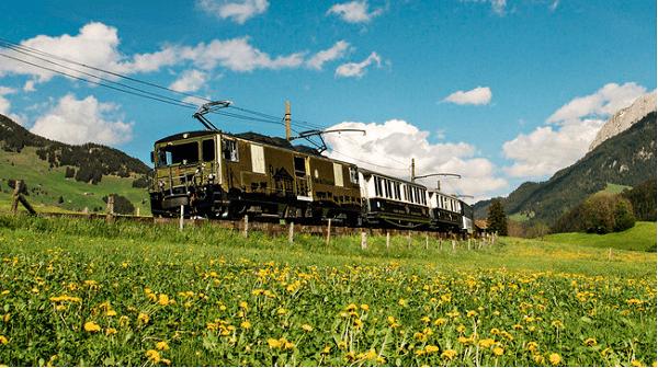 Hướng dẫn du lịch Châu Âu bằng tàu hỏa: Kinh nghiệm đi du lịch Châu Âu bằng tàu hỏa
