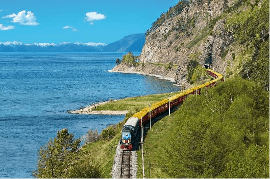Kinh nghiệm du lịch Châu Âu bằng tàu hỏa. Những chuyến du lịch châu Âu bằng tàu hỏa đẹp, ấn tượng