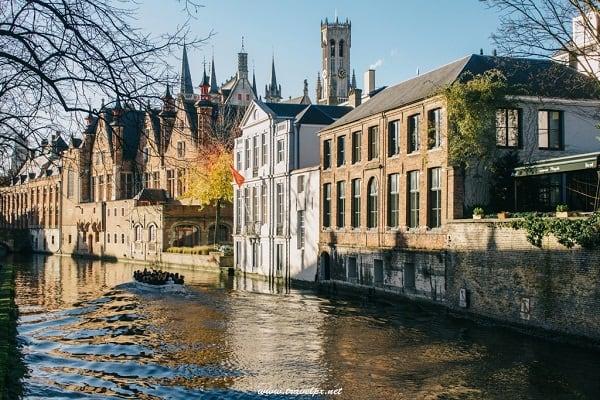 Kinh nghiệm du lịch Bruges (Bỉ) thành phố của điều tuyệt vời. Hướng dẫn lịch trình tham quan, vui chơi, ăn uống khid u lịch Bruges, Bỉ tự túc, giá rẻ