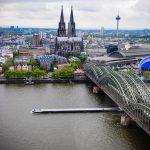 Kinh nghiệm du lịch Cologne, Đức thành phố cổ kính. Hướng dẫn, cẩm nang, phượt Cologne, Đức cụ thể đường đi, phương tiện, giá vé.