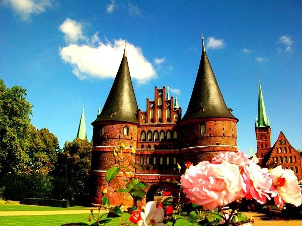 Kinh nghiệm du lịch Lubeck ở Đức tự túc, giá rẻ, chi tiết. Danh lam thắng cảnh đẹp ở Lubeck, Đức