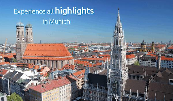 Kinh nghiệm du lịch Munich, Đức điểm đến ngoài mong đợi. Hướng dẫn lịch trình, tour tham quan, vui chơi, ăn uống khi du lịch Munich cụ thể đường đi, giá vé, nơi ăn, ở...