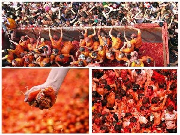 Thông tin chuẩn về các lễ hội truyền thống của Tây Ban Nha. Lễ hội ở Tây Ban Nha có gì? Các lễ hội lớn nổi tiếng ở Tây Ban Nha.