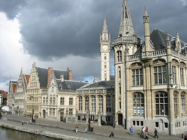 Những điểm du lịch nổi tiếng nhất ở Bỉ đẹp, nên tới. Địa điểm tham quan, vui chơi, ngắm cảnh, chụp ảnh đẹp ở Bỉ không thể bỏ qua