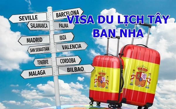 Kinh nghiệm xin visa du lịch Tây Ban Nha lệ phí, thủ tục. Xin visa du lịch Tây Ban Nha có khó không?
