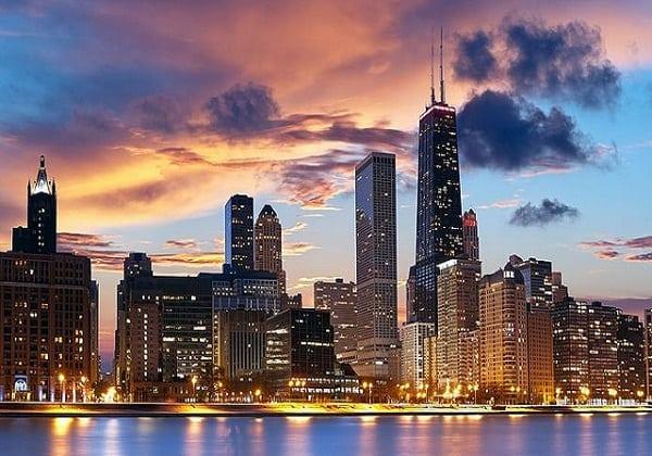 Kinh nghiệm du Lịch Chicago, Mỹ đầy đủ, chi tiết. Hướng dẫn lịch trình tham quan, vui chơi, ăn uống khi du lịch Chicago, Mỹ