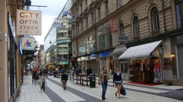 Những điểm mua sắm nổi tiếng nhất ở Thụy Điển nên tới. Những khu chợ, trung tâm mua sắm sầm uất ở Thụy Điển