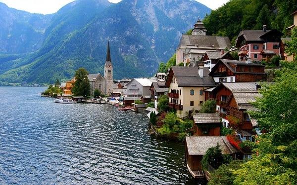 Kinh nghiệm du lịch Hallstatt, Áo tự túc, giá rẻ: Hướng dẫn lịch trình tham quan, vui chơi, ăn uống khi du lịch Hallstatt